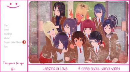 Lessons in Love 0.13.1 Download Free PC Game for APK