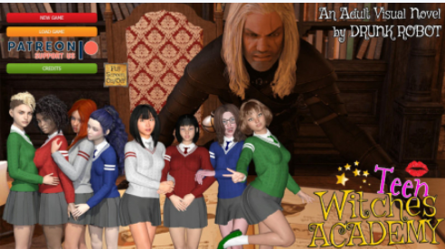 Teen Witches Academy Download Free PC Game for APK