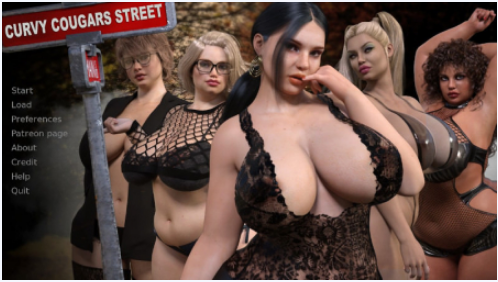 Curvy Cougars Street v1.1 Download Free PC Game for APK