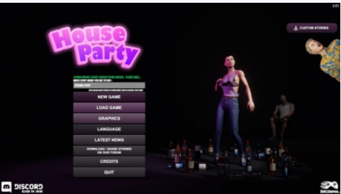House Party v 0.19.0 Download Free PC Game for APK