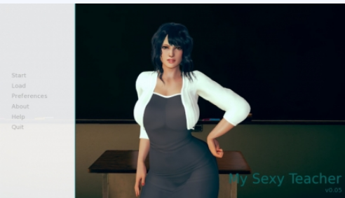 My Sexy Teacher v0.05 Download Free PC Game for APK