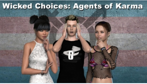 Wicked Choices Agents Of Karma v0.1.75 Download Free PC Game for APK