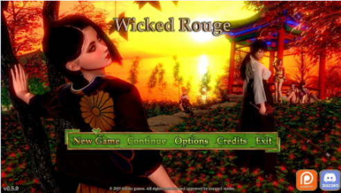 Wicked Rouge v0.8.2 Download Free PC Game for APK
